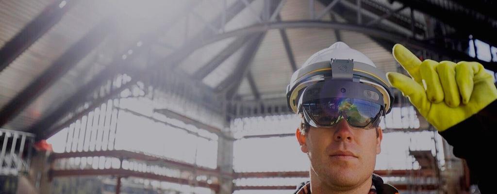 Trimble XR10 with HoloLens 2